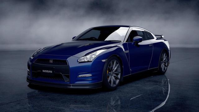 GT5 Car Pack 2 DLC - Nissan GT-R