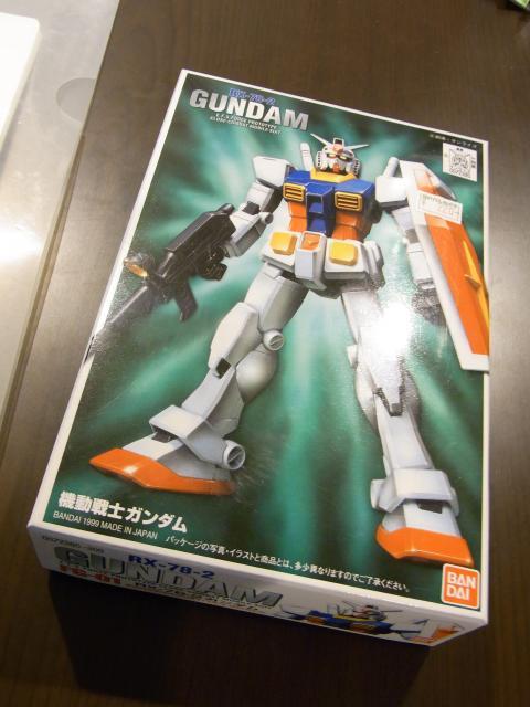 1/144 Gundam(1)
