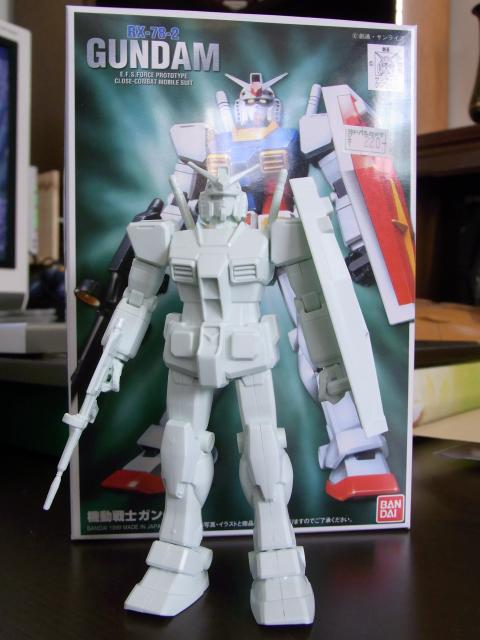 1/144 Gundam(3)