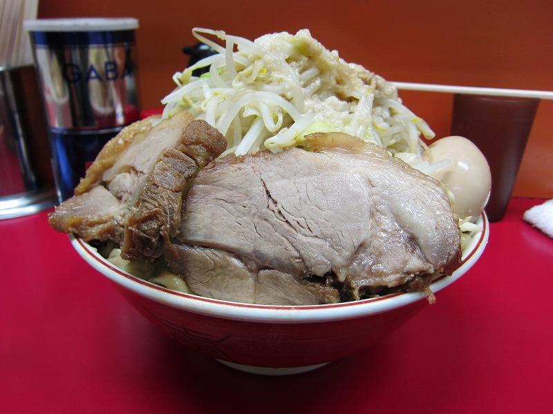 大 麺増し 700g  麺カタメ  ¥800