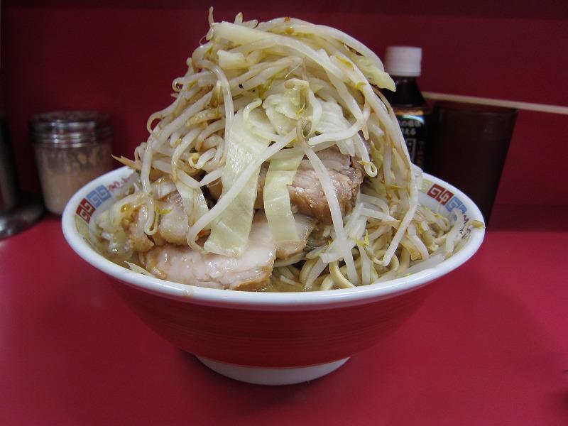 大 豚  麺カタメ  ¥850
