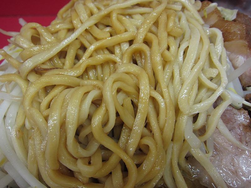 柔らかめの麺♪