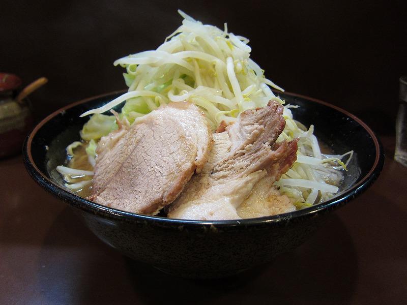らーめん大盛り 麺カタメ  ¥700