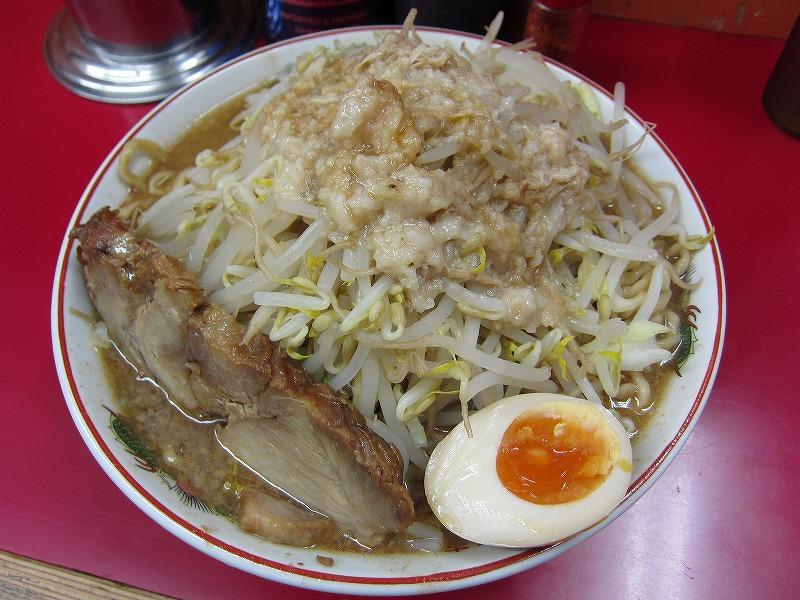 大 麺増し500g 麺カタメ ヤサイちょいマシ アブラ カラメ