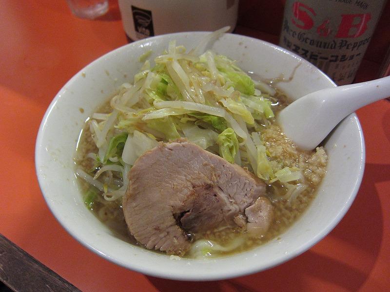 ラーメン  ニンニク   ¥600