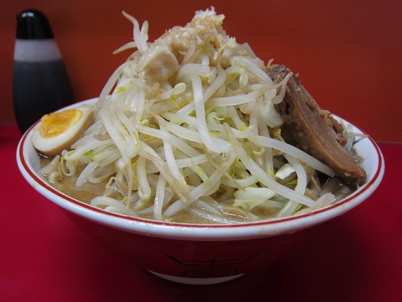 大 麺増し カタメ 500g  ¥800