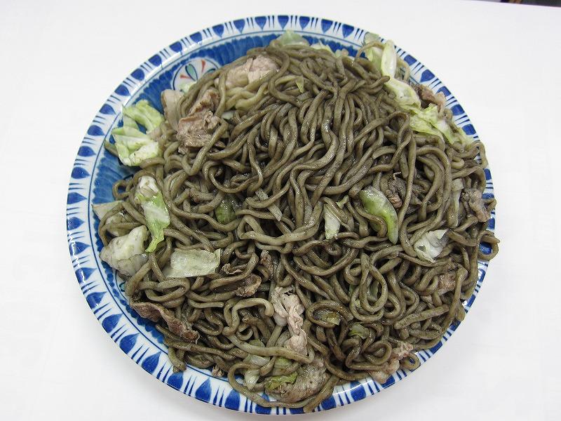 黒焼きそば 二郎麺ver.   600g
