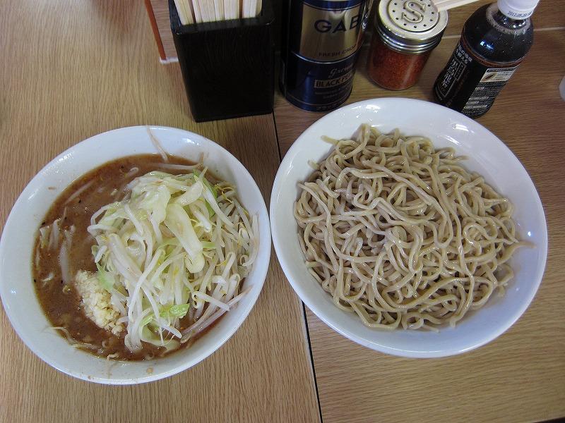 大ラーメン つけ麺  ニンニク