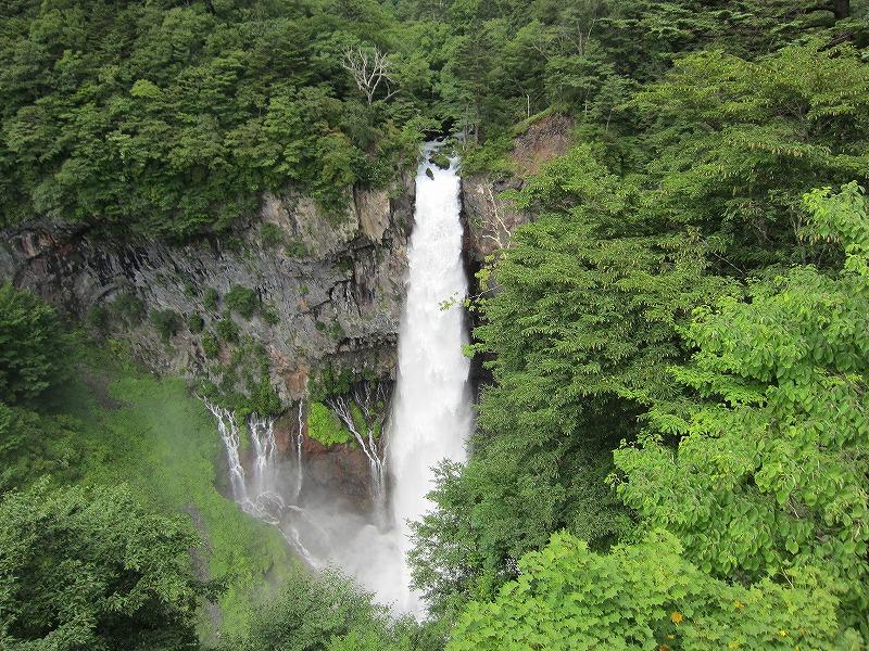 華厳の滝♪