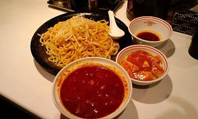 極冷やし 麺特大 太麺 プチ麻婆丼