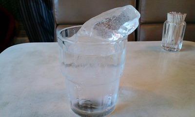 氷もデカ!