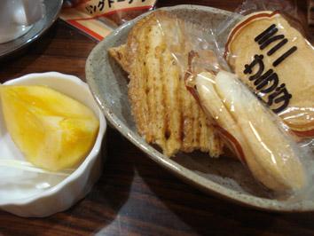 フリマ1101 お菓子