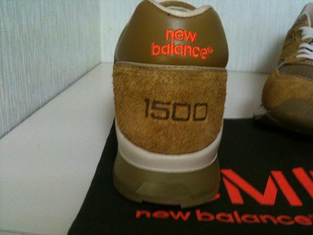 nonnative×new balance CM1500