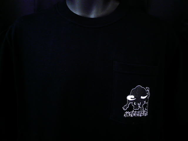 INTERFACE BULL POCKET TEE