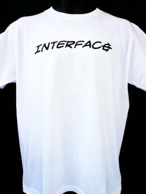 INTERFACE HIT THE CITY TEE
