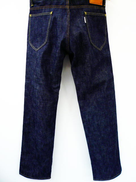 INTERFACE REGULAR SELVEDGE DENIM PT