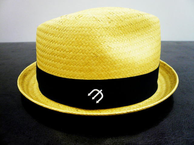 INTERFACE PITCH FORK STRAW HAT