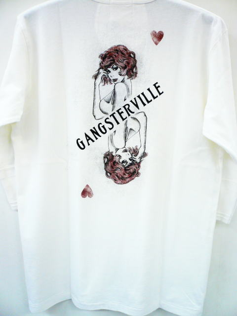GANGSTERVILLE G.V. Trump Girl
