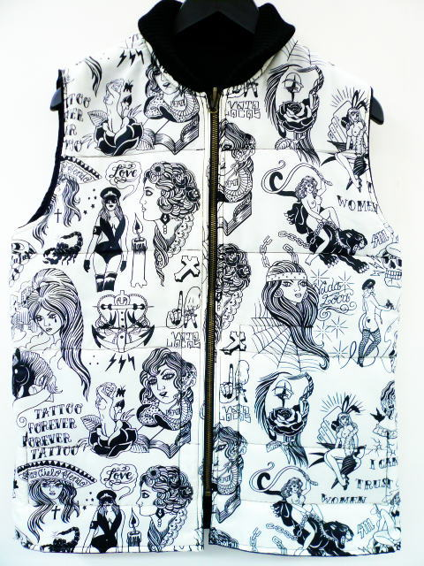 SOFTMACHINE TEMPTATION VEST