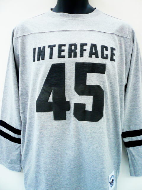 INTERFACE AMEFOOT L/S TEE