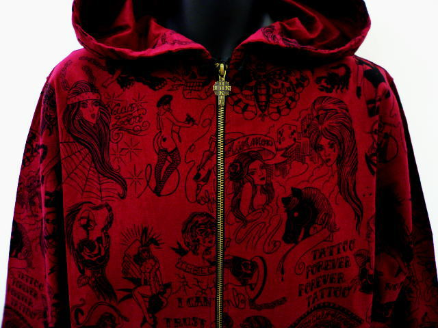 SOFTMACHINE TEMPTATION HOODED