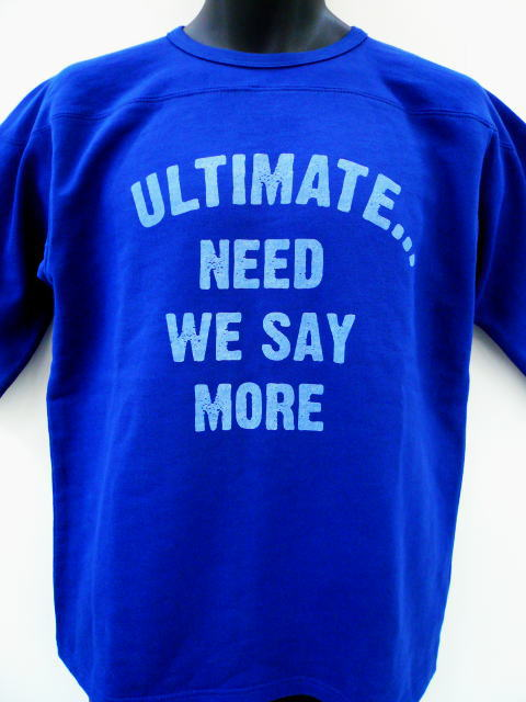 INTERFACE ULTIMATE FOOTBALL 1/2 TEE