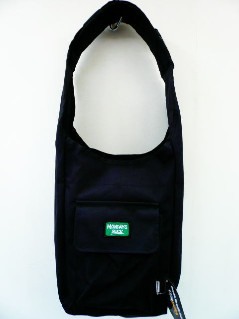 INTERFACE MONDAYS SUCK SHOULDER BAG