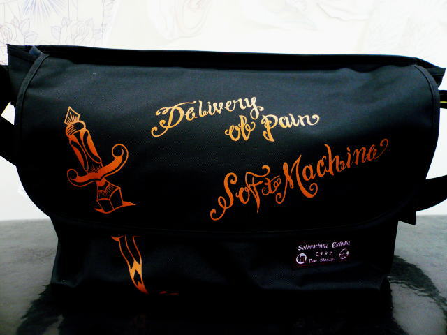 SOFTMACHINE DELIVERY OF PAIN