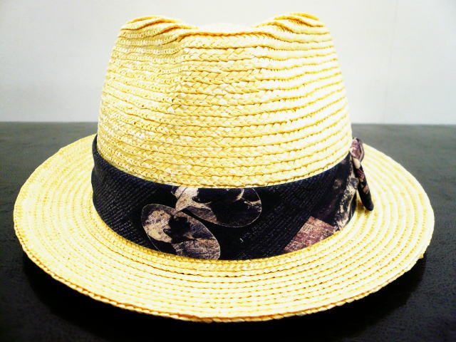 GANGSTERVILLE 19th Century N.Y. HAT