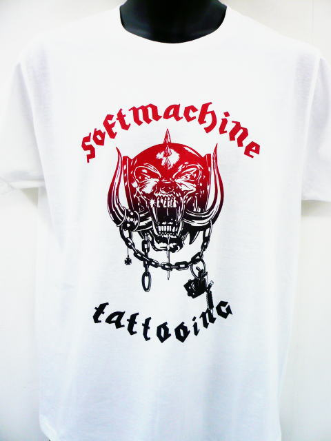 SOFTMACHINE WAR HEAD-T