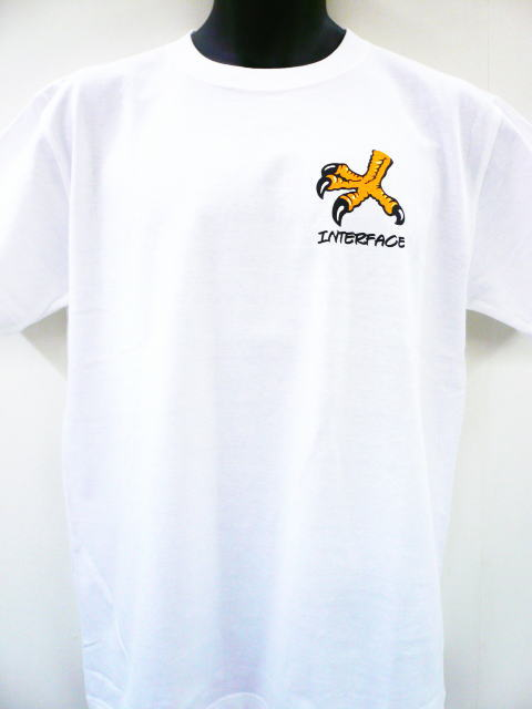 INTERFACE CLAW TEE