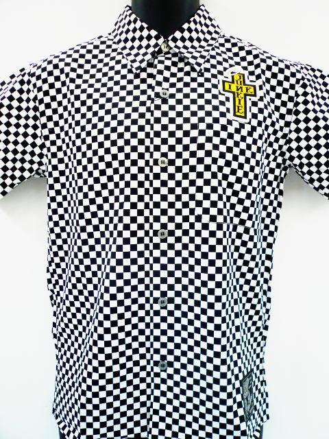SOFTMACHINE CHECKER SHIRTS