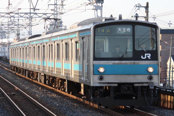 205系ヒネH403編成