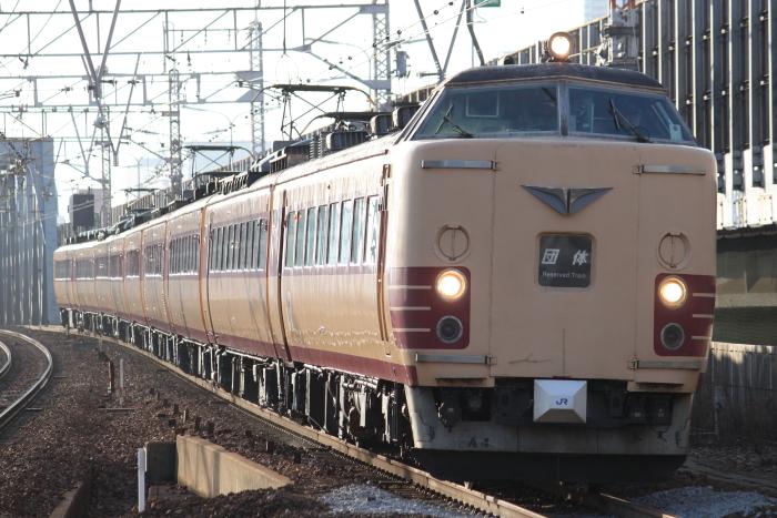 A04編成最終運用「金光臨(2/13)」