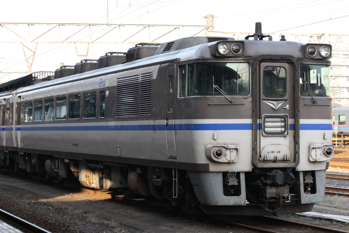 1号車 キハ181-49