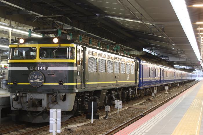 EF81-44の日本海