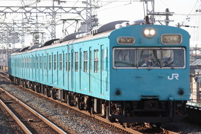 ヒネK603編成(廃車回送済)