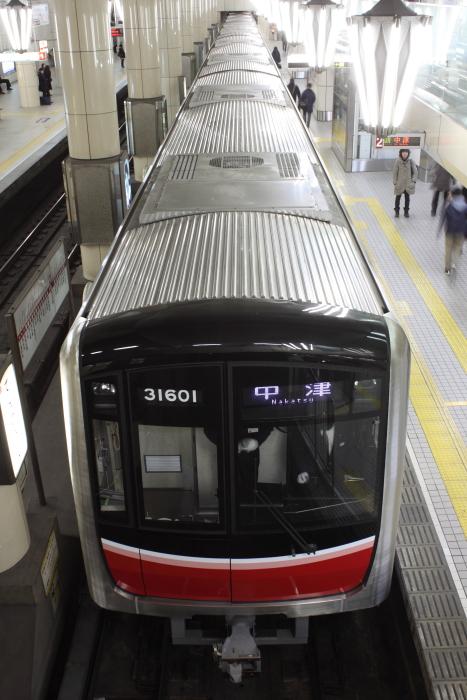 31601Fの中津行き(天王寺2番)