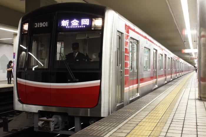 31601Fの新金岡行き(長居)