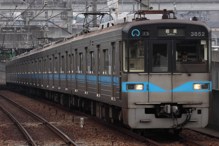 名市交3050系3152F(上小田井)