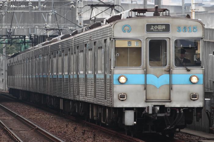 名市交3000系3115F(上小田井)