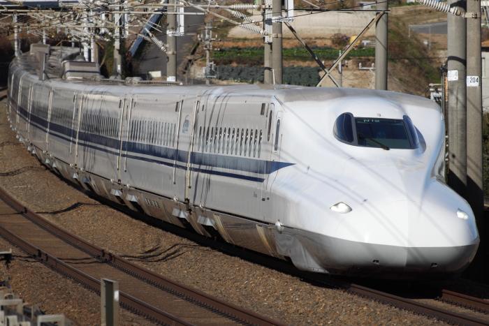 N700系N12編成(名古屋ー三河安城)