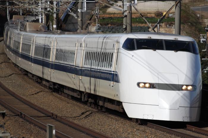 300系J57編成(512A/名古屋ー三河安城)