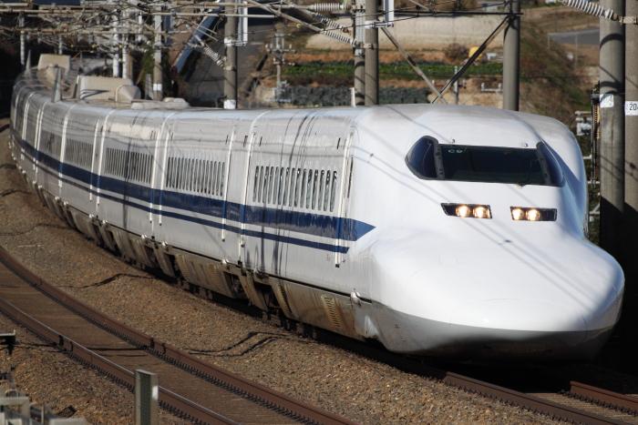 700系C9編成(名古屋ー三河安城)