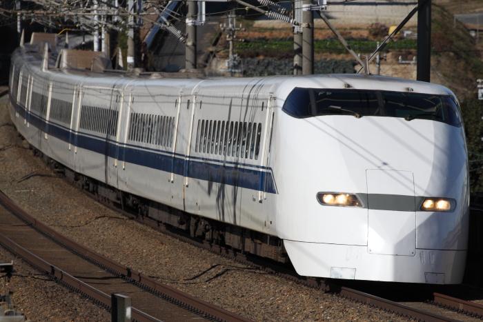 300系F9編成(650A/名古屋ー三河安城)
