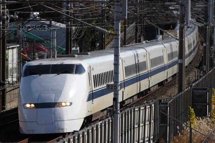 300系J54編成(509A/三河安城ー名古屋)