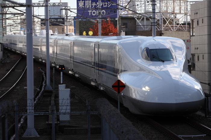 N700系Z77編成(試運転/名古屋)