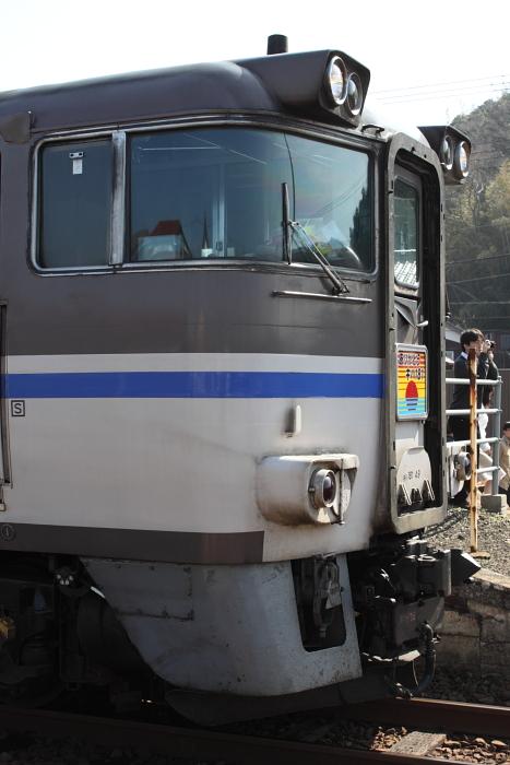 ありがとうキハ181系号(往路、浜村)