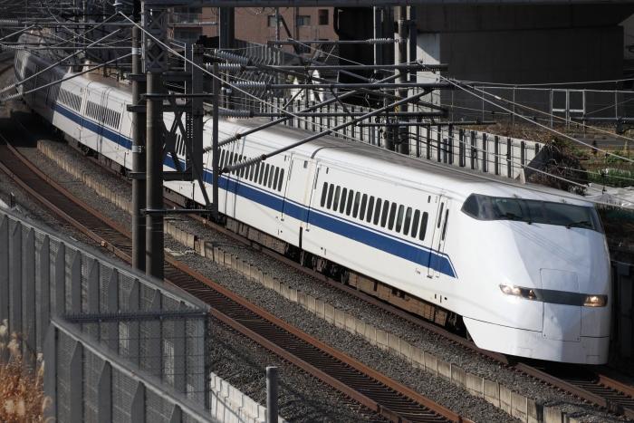 300系F8編成(650A/京都ー米原)