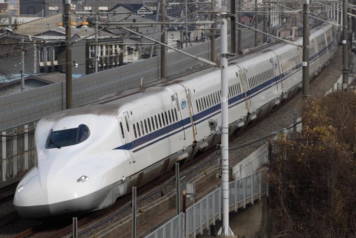 N700系Z61編成(米原ー京都)